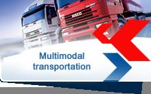 Multimodal transportation